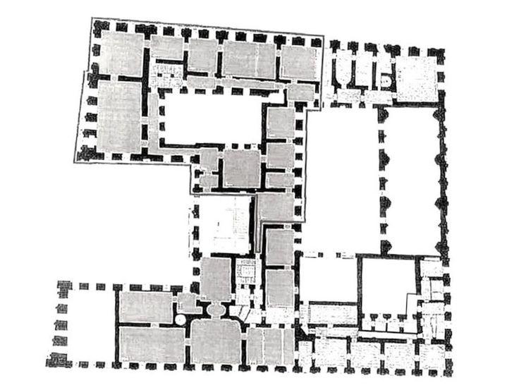 Marble Palace, 2e verdieping