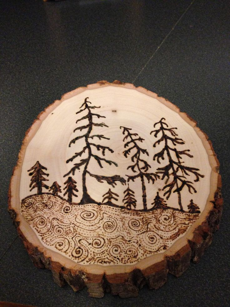 153 Best Images About Wood Pyrography On Pinterest