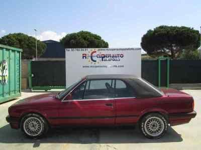 BMW SERIE 3 TOURING/CABRIO(E30) 325i Cabrio  2.5  (171 CV) |   08.86 - ...