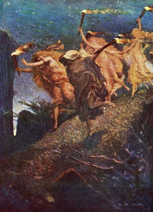 """N. M. Price """"Walpurgis night"""""""