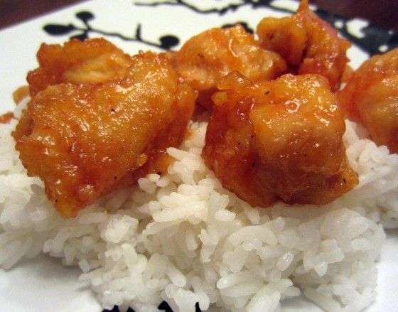 Easy recipe for sweet and sour chicken.