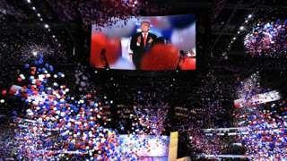 Image copyright                  AFP                  Image caption                                      Trump sucederá a Obama en la Casa Blanca.                                Donald Trump será el próximo presidente de Estados Unidos. Después de una controvertida campaña y contra lo que auguraban las encuestas, el candidato del Partido Republicano se impu
