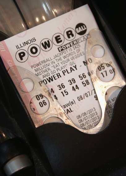 "Changed my life ""Powerball Jackpot Reaches Nearly Half a Billion Dollars Sam Frizell, time.com It could be you The multi-state Powerball lottery jackpot has reached nearly $500 million ahead of Wednesday night's..."