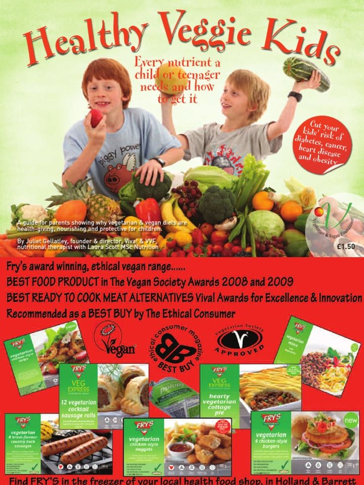 This Vegetarian and Vegan Foundation booklet is is a must-have guide for any parent of a 0 to 16 year old who wants their child to be healthy! This invaluable guide shows parents why a plant-based is so health protective. It covers what children aged 0 to 16 years need to eat and where to get it. It has an easy to digest food chart and portion size advice. It also explains why animal products can cause harm to children and adults. A fascinating read for anyone interested in helping…