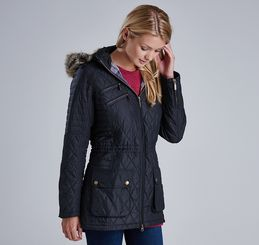 B.Intl Reflector Quilted Jacket