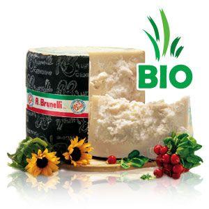 Pecorino Romano D.O.P. Bio, l'eccellenza allo stato puro. http://www.brunelli.it/linea-bio