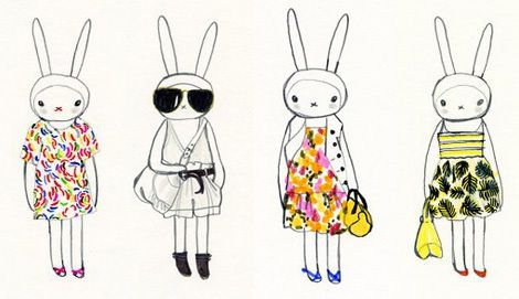 Fifi Lapin pour Pimkie | ♥ Le So Girly Blog ♥