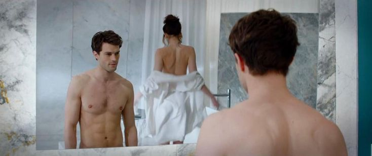 Fans have expressed appreciation for Dornan's (L) frequent shirtless scenes. http://www.daivly.weonea.com/catalogue/44026/