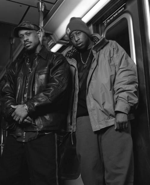 What a duo... G.U.R.U & DJ Premier R.I.P G.U.R.U - Long live hip-hop!