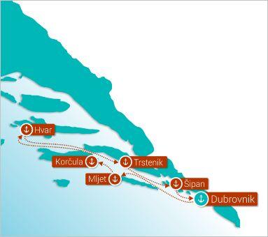 Balkan Escape | Dubrovnik Explorer Cruise