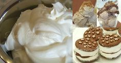 Come fare il gelato con 2 ingredienti senza gelatiera