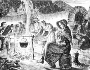 Pioneer cooking and recipes