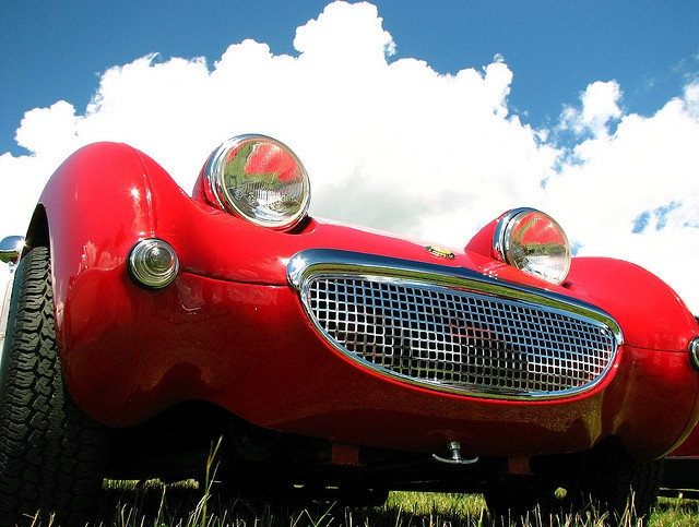 Happy car by R-E-M, via Flickr
