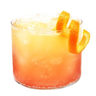 tangerine orange margarita