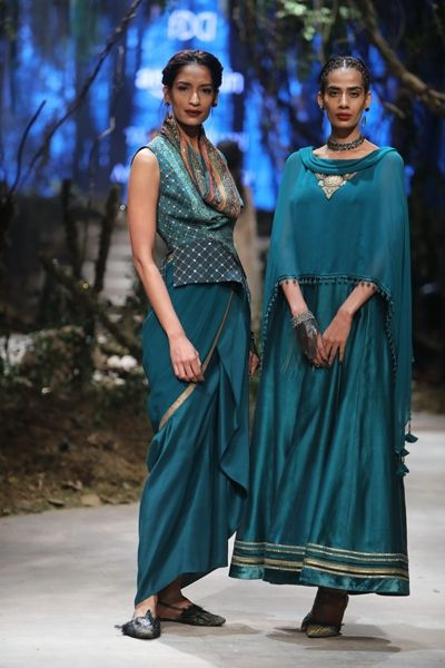 Tarun Tahiliani - Amazon India Fashion Week - Autumn Winter 17 - 73