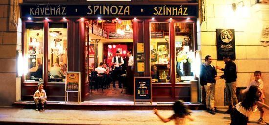 Best Design guides SPINOZA Restaurant