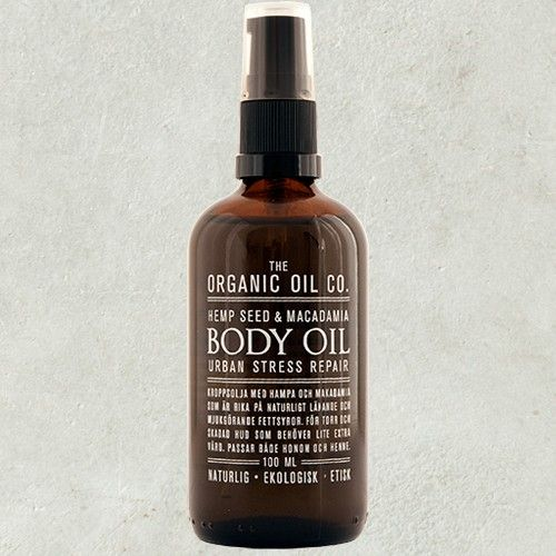Body Oil Urban Stress Repair via THE ORGANIC OIL CO.. Click on the image to see more!