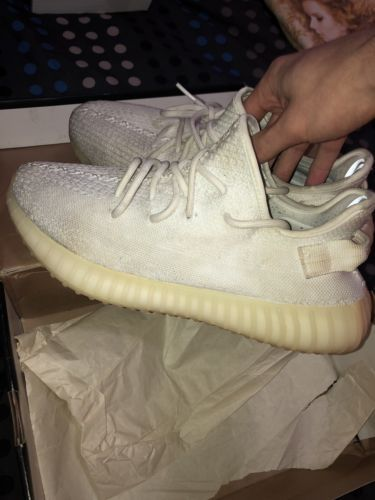 4d3db64f2c7fc Details about Yeezy Boost 350 V2 Cream White Size 11 Adidas in 2019 ...