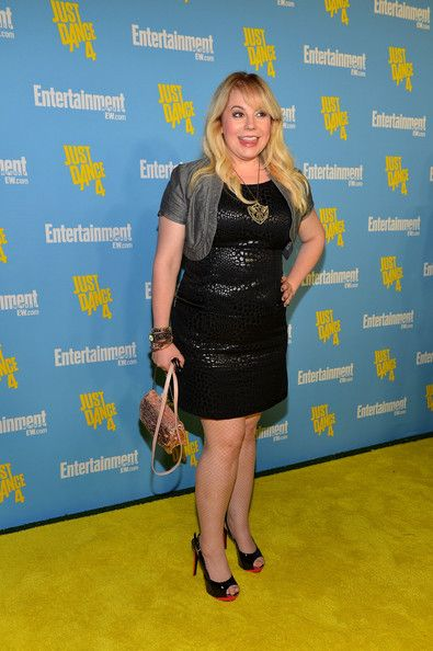 Kirsten Vangsness - Entertainment Weekly's 6th Annual Comic-Con Celebration Sponsored By Just Dance 4
