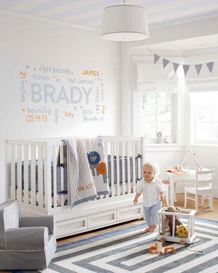 14 Best Baby Nursery Ideas for Baby Boy | Gillette Interiors