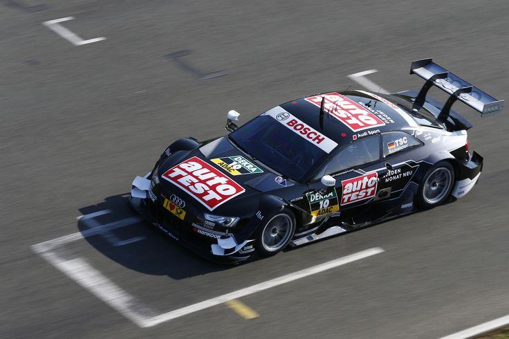AUTO TEST Audi RS 5 DTM #10 (Audi Sport Team Phoenix), Timo Scheider