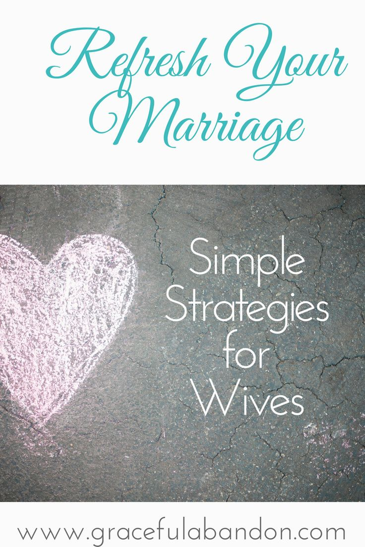 Marriage can be really hard. These are some easy ways to help breathe new life into it and they really work!