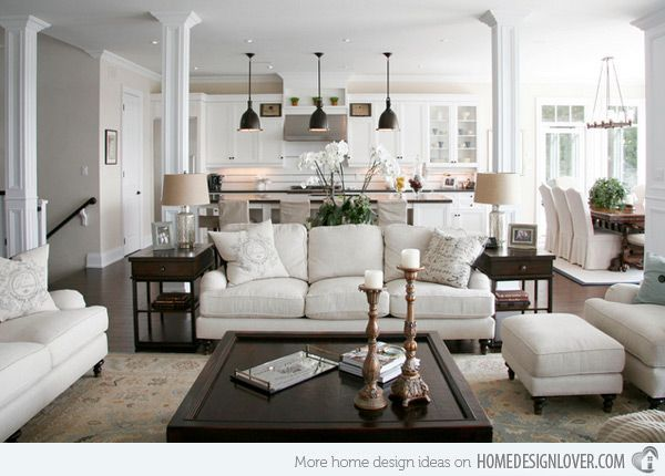 Traditional Family Room Kid Friendly Green Design, Pictures, Remodel, Decor  And Ideas   Part 76