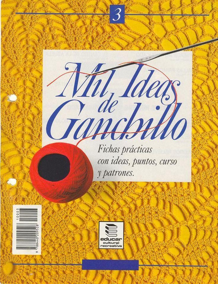 revista gratis crochet - ideas, puntos y patrones - Revistas de crochet y tejidos gratis
