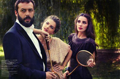 Vogue TR- Muhteşem Yüzyıl