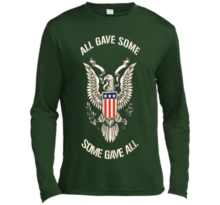 All Gave Some Some Gave All t-shirt - Memorial Day shirts