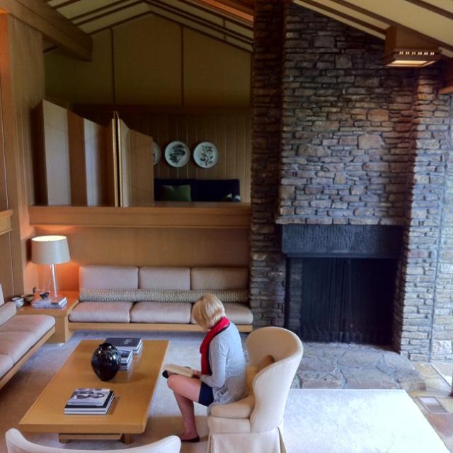 Rex Smith Residence Viewed From Below :: Fay Jones And Frank Lloyd Wright |  Fayetteville | Pinterest | Frank Lloyd Wright