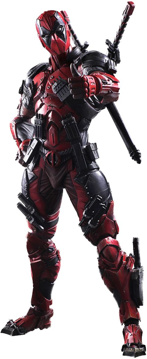 Deadpool Collectible Figure - Square Enix Variant