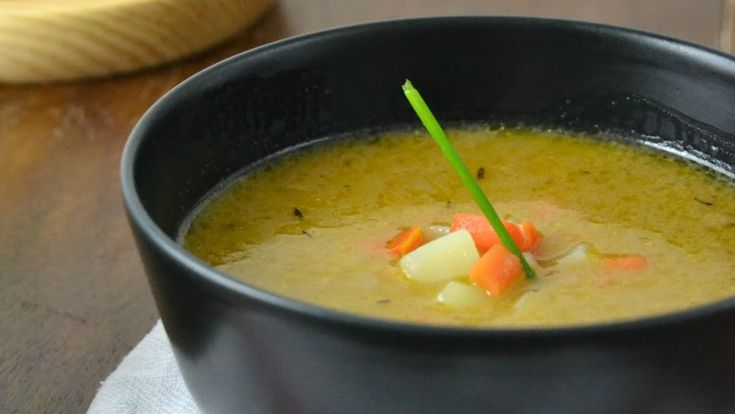 Apunta la receta de CUUKING!, una sopa de queso Idiazabal y cerveza para morirse de gusto.