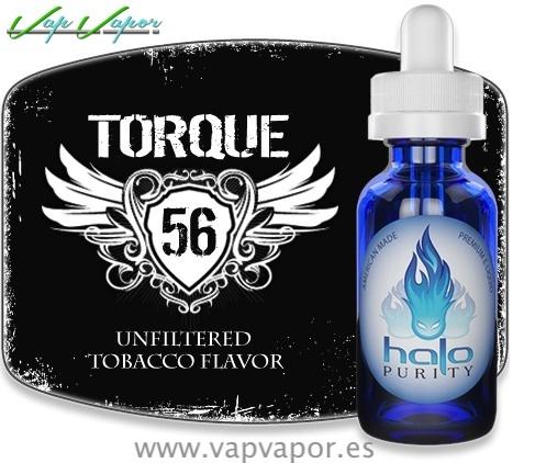 e-liquid Halo Torque56  http://www.vapvapor.es/liquidos-halo-cigarrillo-electronico/halo-torque-56