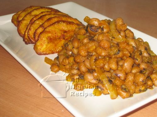 Nigerian Fried Beans is very delicious and enjoyed by even those who dislike beans meals. Find out how you can begin to love beans.