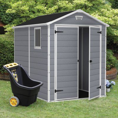 Best 25 6x8 Shed Ideas On Pinterest Craftsman Sheds