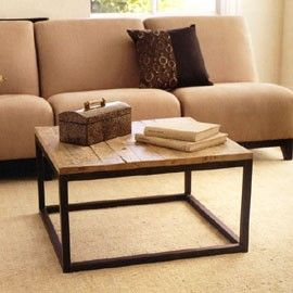 palecek soma square coffee table at Tuvalu Home Furnishings in Laguna Beach