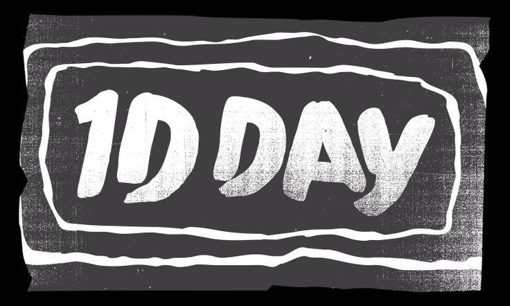 1DDay Saturday Nov 23rd 2013 (+playlist)