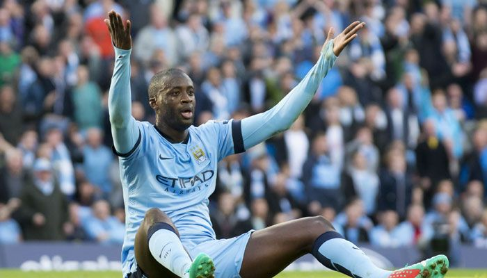 Yaya Toure Opens Up on Frustrations at Manchester City's Bench http://ift.tt/2Bjugh9