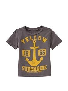 yellow submarine tee
