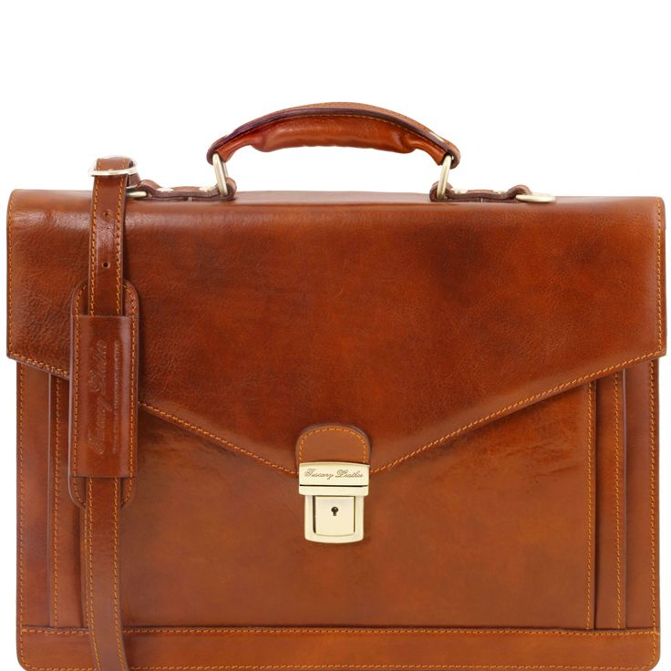 Another great briefcase is the stunning new Volterra.