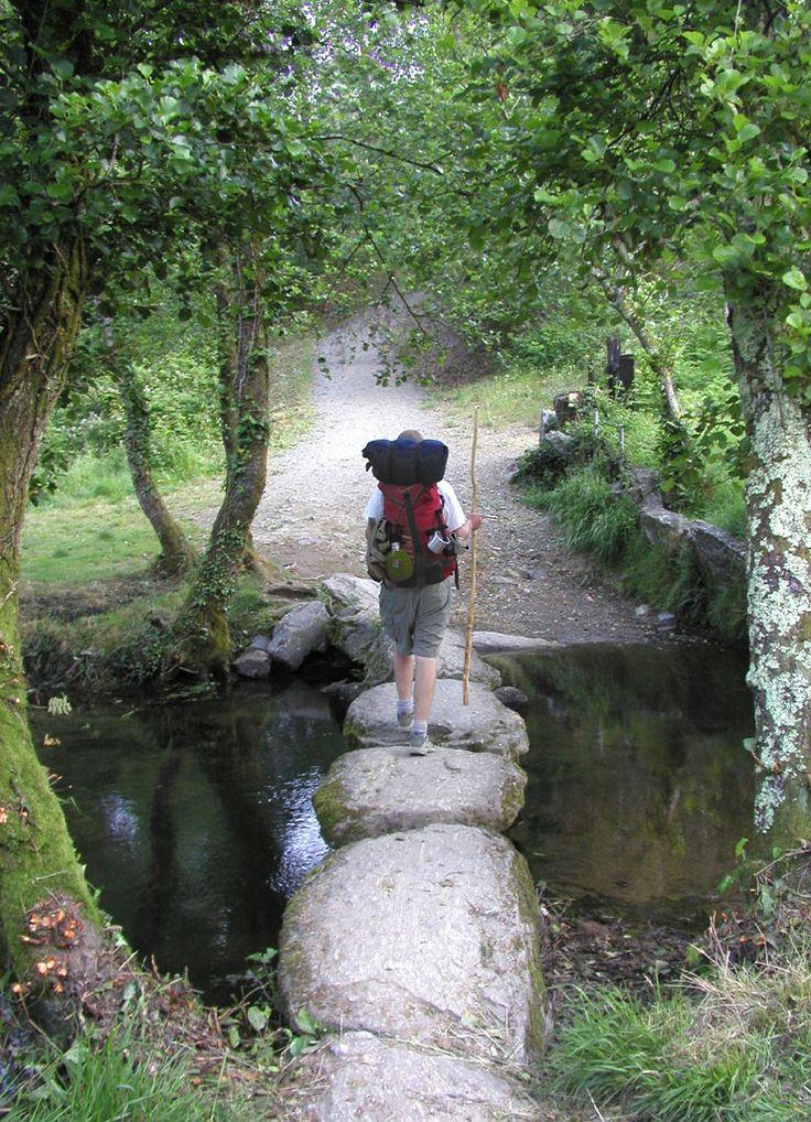 Bridges. Camino de Santiago in style by www.albertalagrup.com