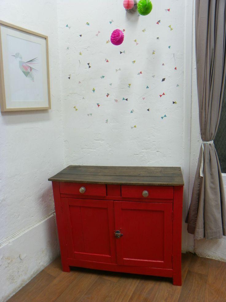 ref 652 3 les petits meubles de marie d co maison pinterest buffet. Black Bedroom Furniture Sets. Home Design Ideas