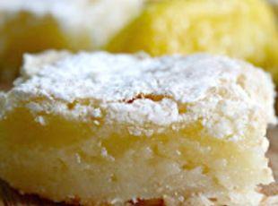 Paula Deen's Lemon Bars Recipe