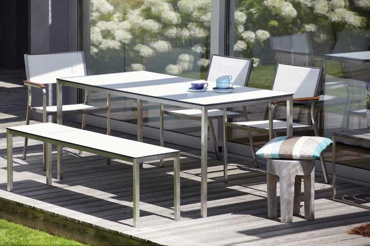Stapelsessel Lux - Jan Kurtz Gartenstuhl kaufen im borono Online Shop