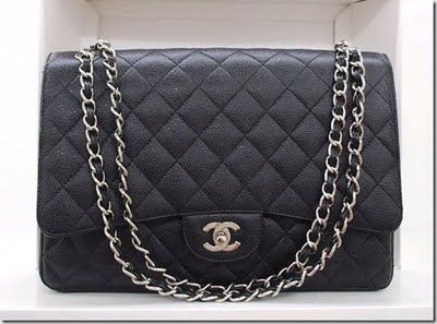 Chanel Jumbo Caviar- Classic Black (Must Have!)