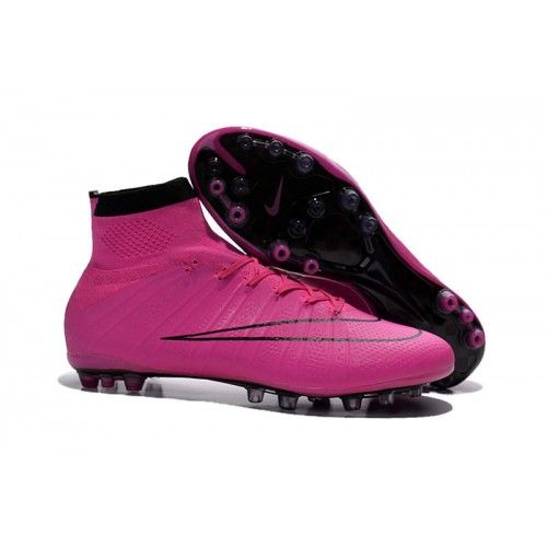 Buy Nike Mercurial Superfly AG Hyper Pink Black Football Boots