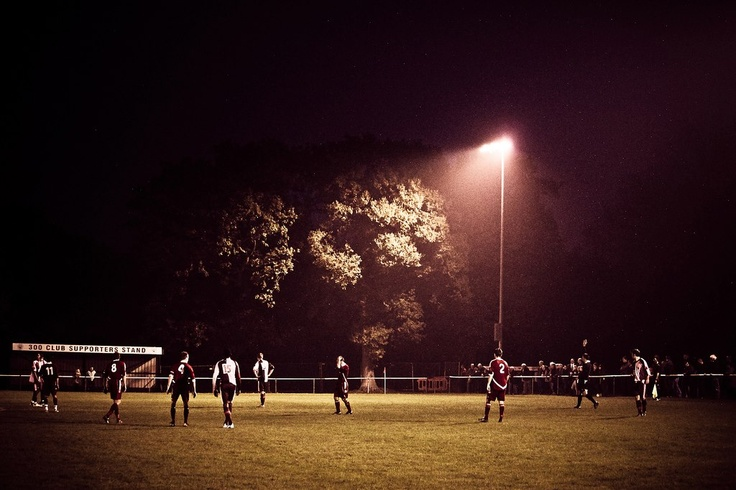 Crawley Down Gatwick-Corinthian Casuals -- StuartTree