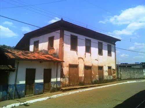 Santa Rita Durão, distrito de Mariana (MG)