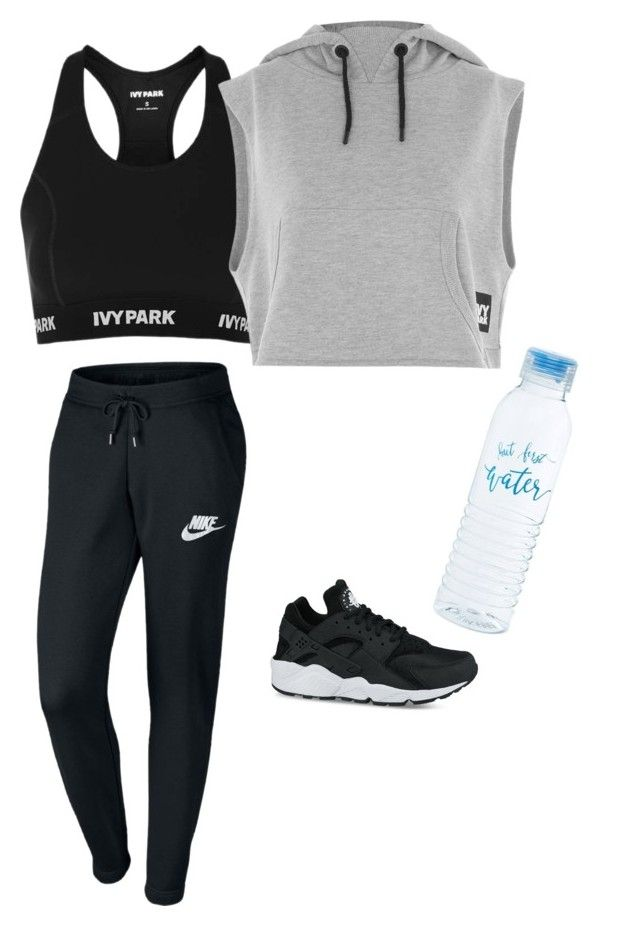 """Run baby!"" by idilkovalii on Polyvore featuring NIKE and Topshop"